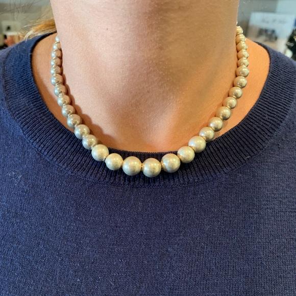 Tiffany & Co. Jewelry - Tiffany Ball Necklace